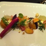 Winter Garden Beets and Carrots
