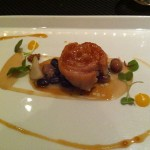 Pork Belly with Cranberry Beans
