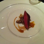 Squab with Groats